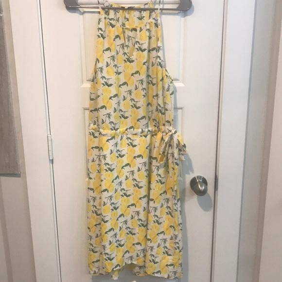 bbcfbc703b6 Adorable Lemon Dress! Stitch Fix. M 5b3cf53ae944bab8df435d92